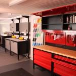 Dream Garage Cabinets